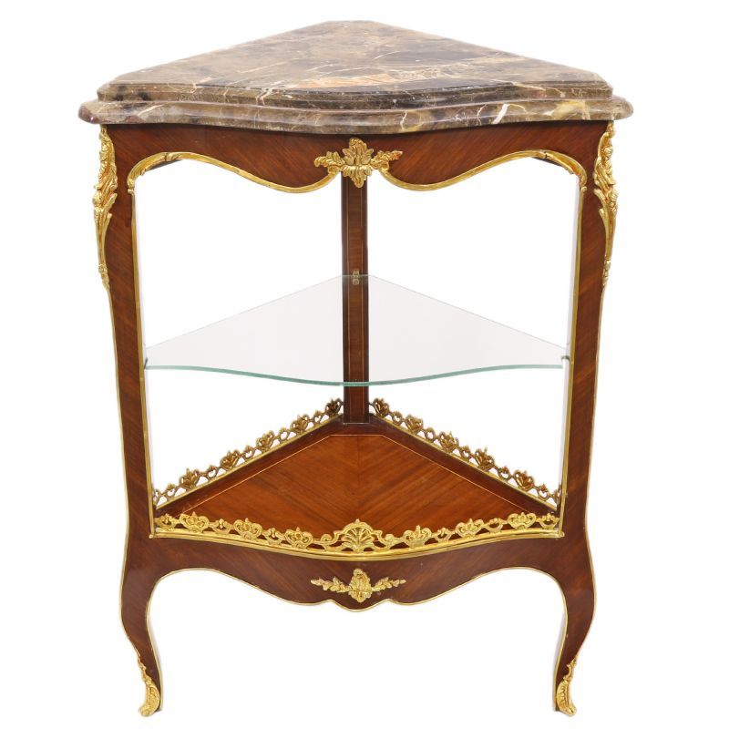 Louis XIV Corner table Anastasius