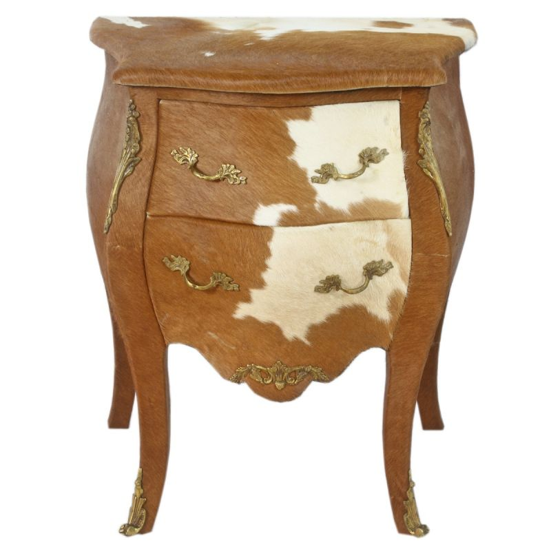 Barok commode koeienhuid 2