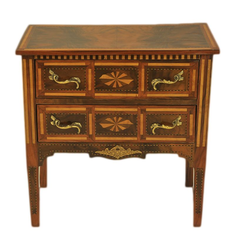 COMMODE EMPIRE STER SMALL
